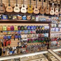 Guitar repair, service, sales